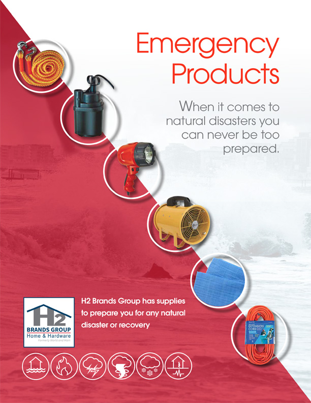 Emergency Products Natural Disaster Catalog